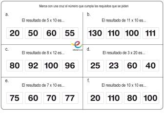 multiplicar 17