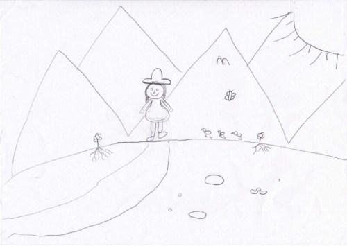 realismo intelectual ,dibujo infantil