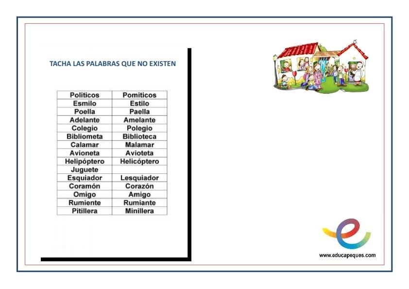 dislexia, niños disléxicos, señales dislexia, fichas dislexia, fichas didactica, recursos educativos