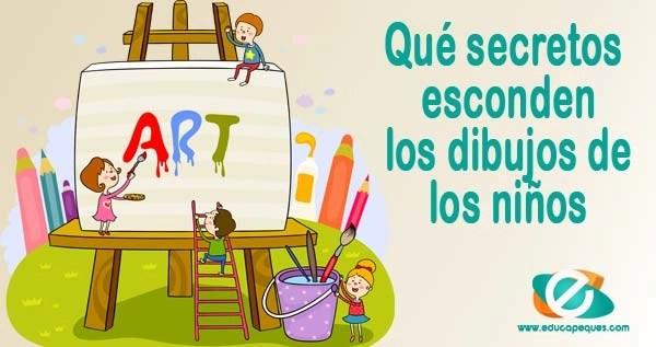 dibujos en los niños