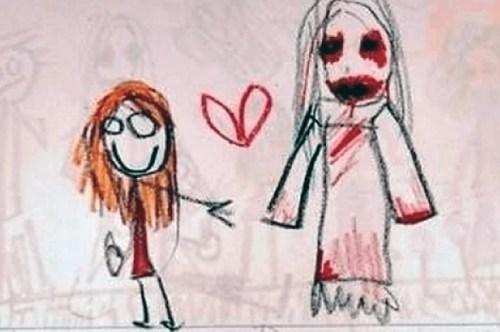 significado del dibujo en los niños