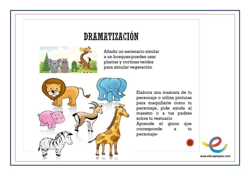 Fichas- cuentos infantiles y dramatización 003