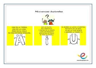 Fichas-Adivinanzas y acertijos sobre letras_005