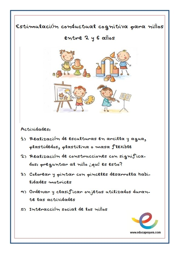 Fichas - Estimulacion temprana 001