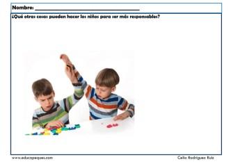 niños responsables 07