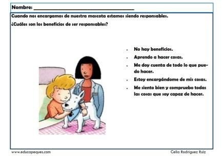 niños responsables 12