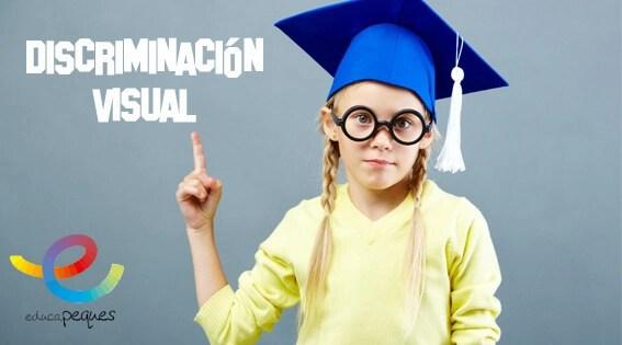 Discriminación visual en los niños, Discriminación visual, estimulación cognitiva, estimulación temprana