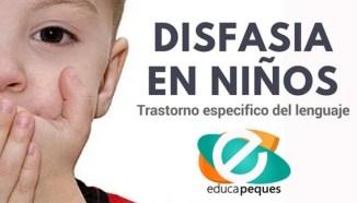 disfasia infantil