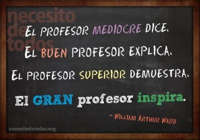 frase docente