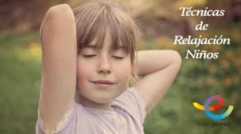 relajación para niños, técnicas de relajación para niños, ejercicios de relajación en niños, concentración en niños, relajarse para dormir
