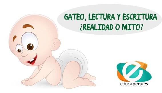gateo, gatear, gatea, gateen, desarrollo bebe, desarrollo infantil, escuela de padres