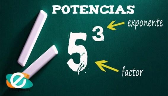 potencias, raices, matemáticas. matemáticas primaria, ejercicios potencias, ejercicicos matemáticas