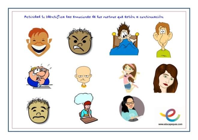 competencias emocionales, emociones niños, las emociones, inteligencia emocional