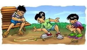 juegos tradicionales trompos