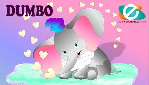 el orejudo volador Dumbo