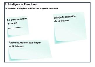Fichas desarrollo emocional 05
