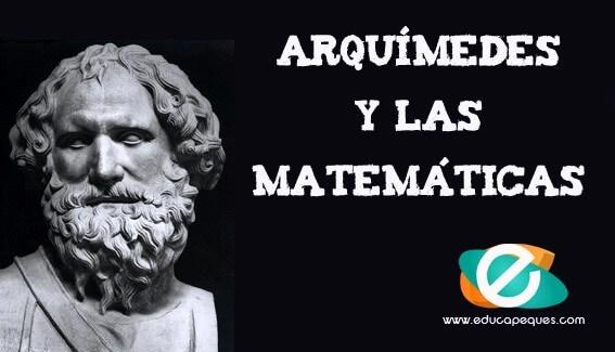 Arquímedes y la matemática