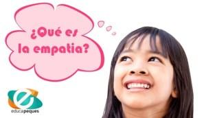 empatía en niños