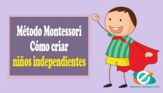 niños independientes