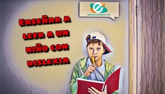 como enseñar a niños con dislexia