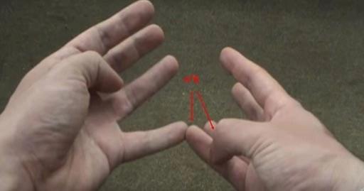 multiplicar con las manos
