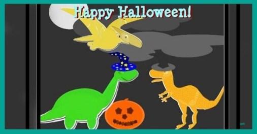 Cuentos de halloween cortos para niños