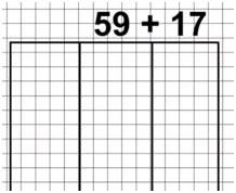 las sumas con el método ABN