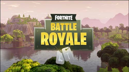 battle royale, fornite