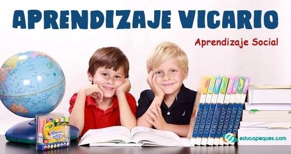 aprendizaje vicario, aprendizaje social