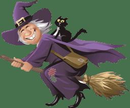 Bruja 2 halloween