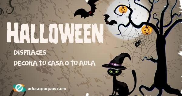 Halloween decoracion y disfraces