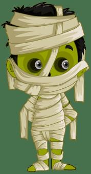 Momia 2 Halloween