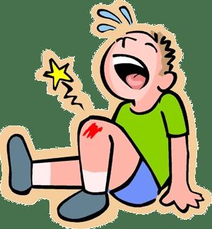 accidentes en el cole