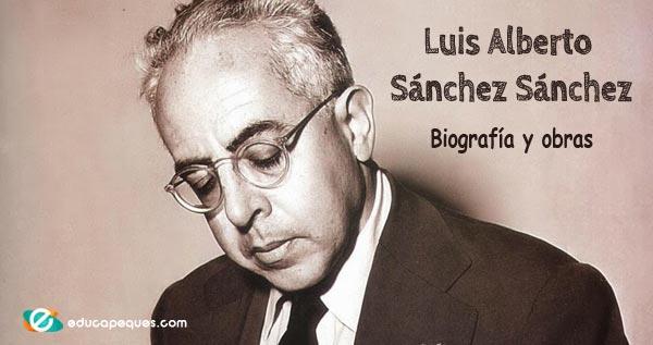 Luis Alberto Sánchez Sánchez