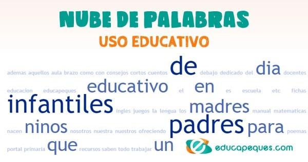NUBE DE PALABRAS, NUBE DE ETIQUETAS