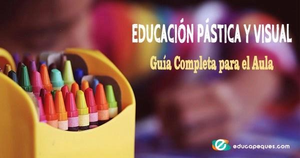 educación plástica, educación visual, educación artística