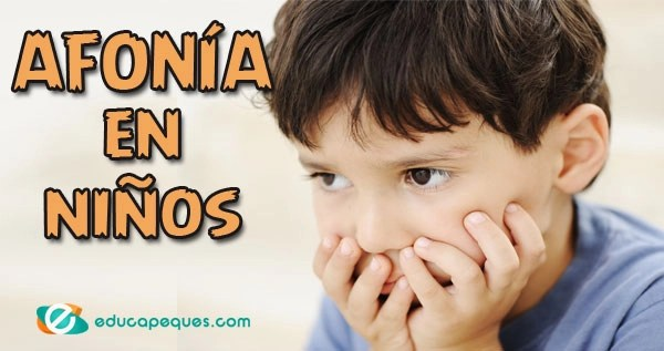 afonía, afonía en niños, afonía infantil, afonía tratamiento, afonía causas
