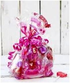dulces san valentin