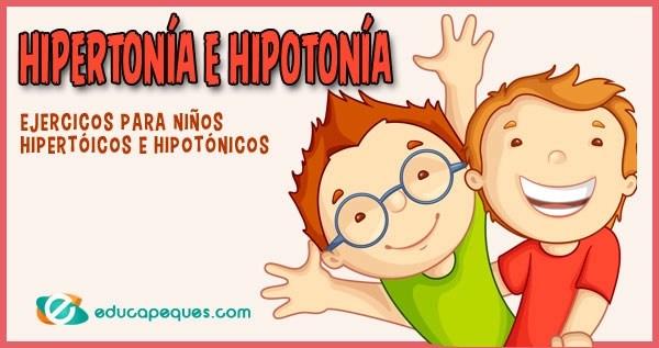 hipertonía, hipotonía, niños hipotónicos, niños hipertónicos