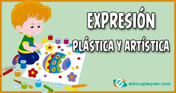 expresión plástica, expresión artística