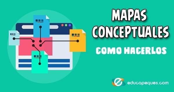 mapas conceptuales, Mapa conceptual