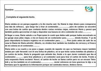 Fichas Medio Ambiente 03