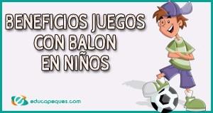 juegos con balón