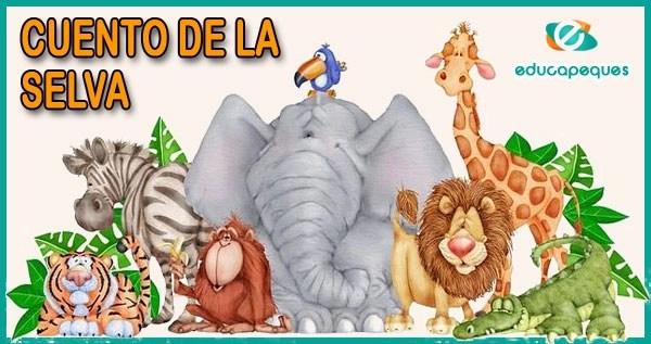 cuentos de la selva para niños