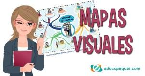 mapas visuales, mapas mentales