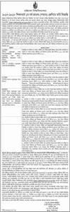 চট্টগ্রাম বিশ্ববিদ্যালয়ে ২০১৭-১৮ শিক্ষাবর্ষে স্নাতক শ্রেণিতে ভর্তি বিজ্ঞপ্তি