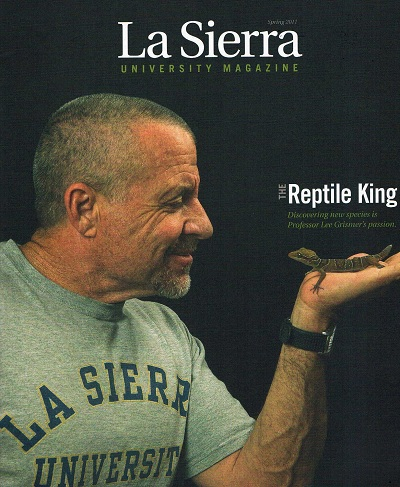 The Reptile King