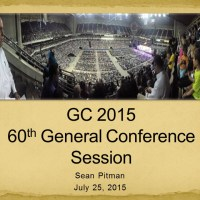 Summary of 60th General Conference Session (2015)