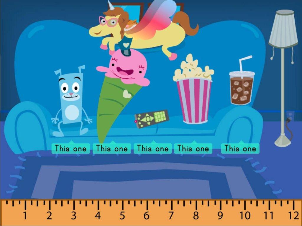 Movie Night Measurement Game