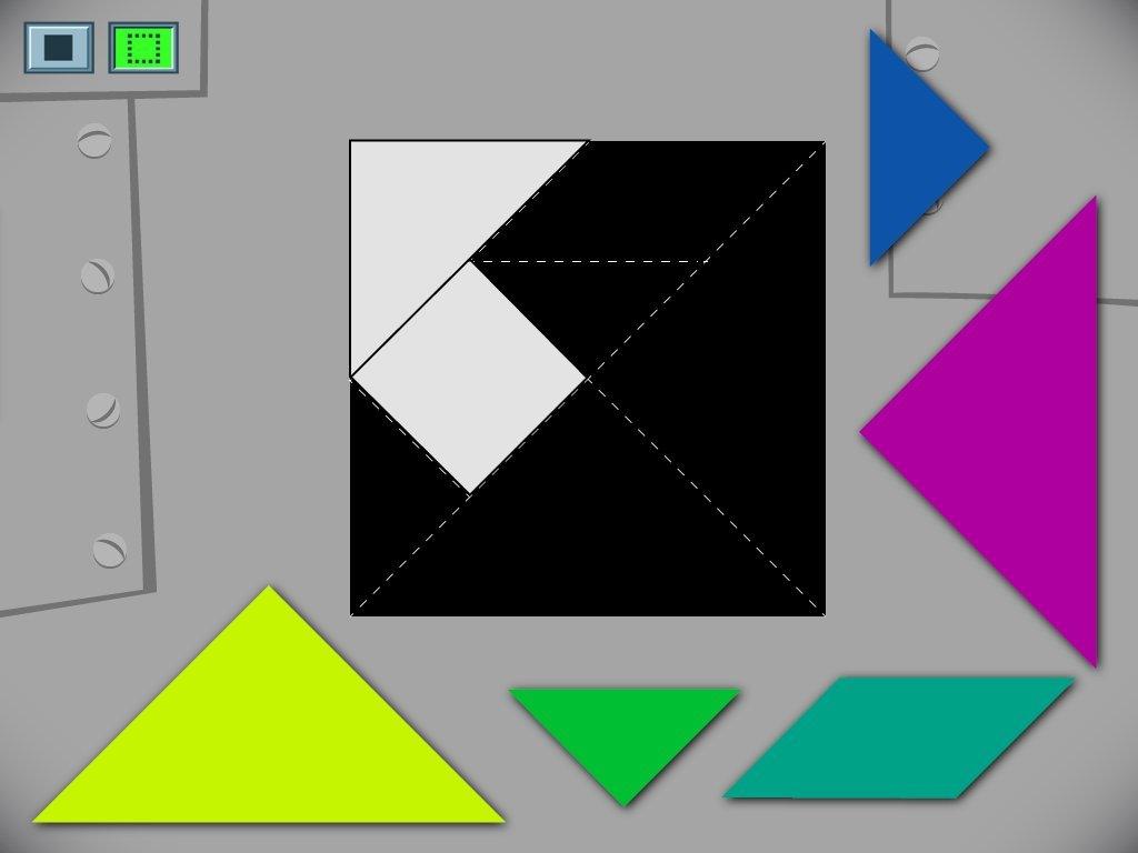 Square Tangram